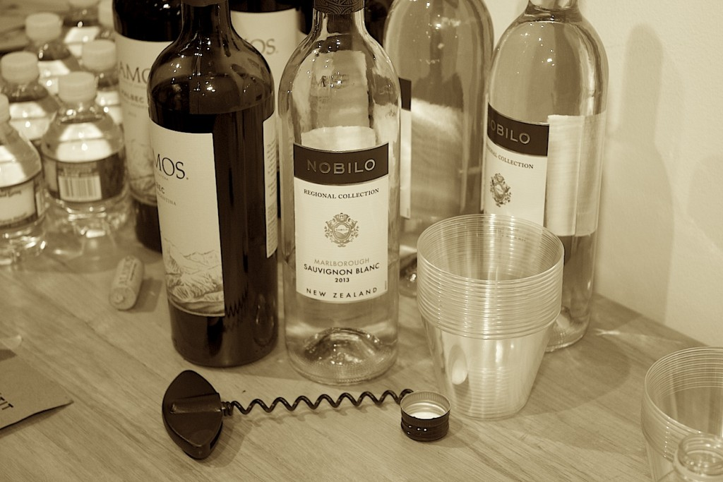 Wine. Photography by Faye Nwafor
