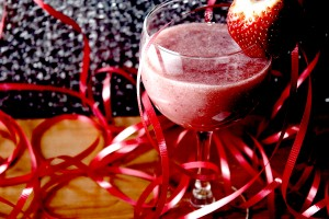 Celebration Smoothie, Photography by Faye Nwafor