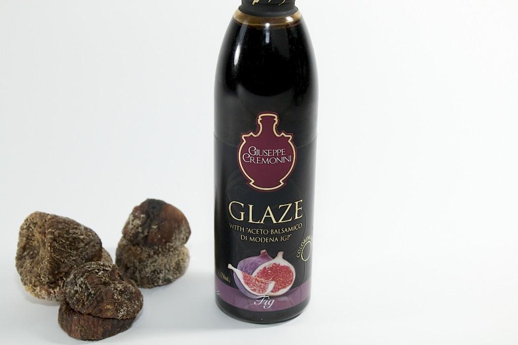 Balsamic Glaze with Fig