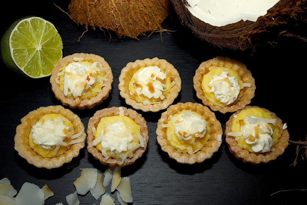 IMG_6108 coconut cream tarts by Faye Nwafor smjpg